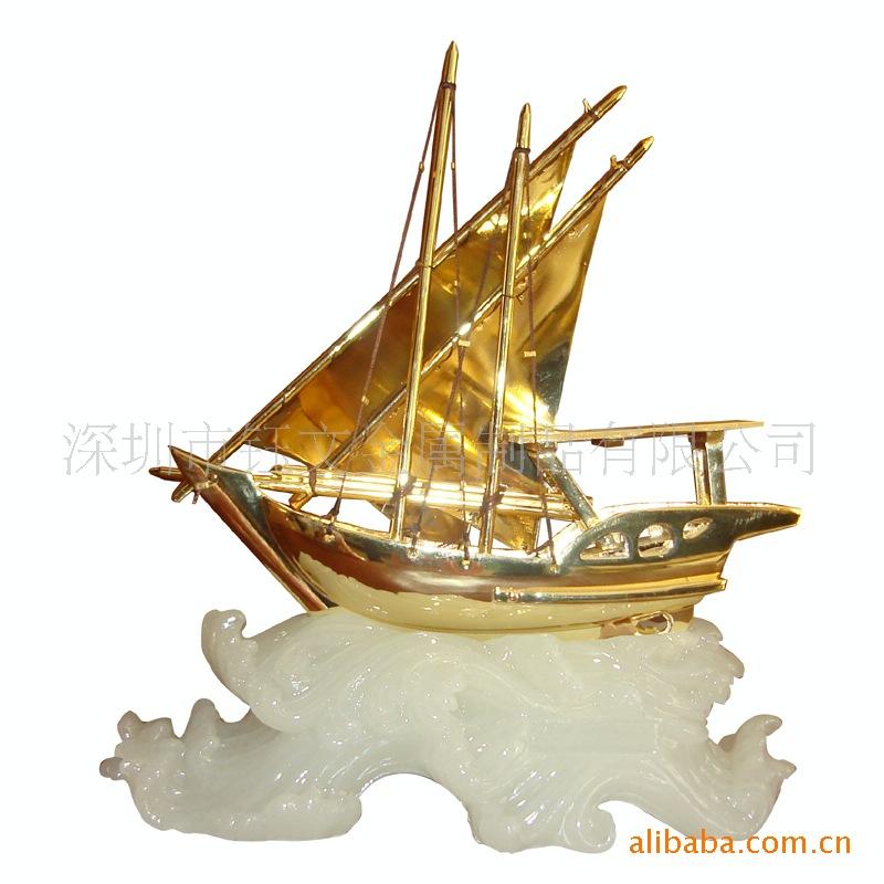 帆船模型 定制金属模型 厂家定制金属模型 阿拉伯帆船模型 阿里巴巴图片