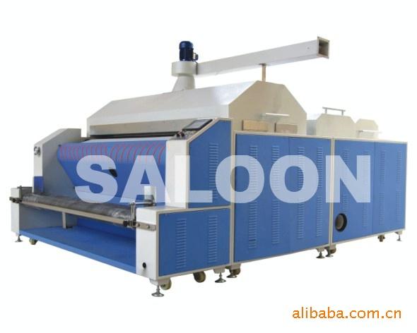 小型布料预缩定型机 缩水机 sl-1780-abl