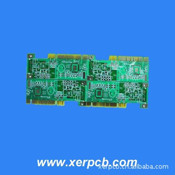 pcb线路板印刷电路板快速加工打样及批量生产(四层网卡)