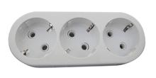 德标三位转换插座(欧标三位陶瓷转换插座)罗马尼亚三位转换插座