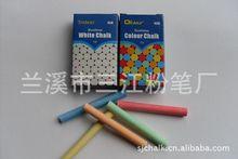 【厂家直销】供应教学无尘粉笔 环保实用无尘粉笔 外贸文具用品