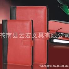 【厂家定制】精美 PU/PVC活页笔记本 6孔夹固定内页 圈装活