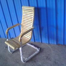 新款防虫防霉时尚美观休闲竹弹椅、网吧椅、弓形椅