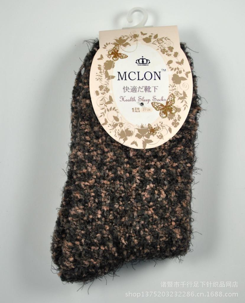 供应羽毛纱袜子,时尚保暖袜子,韩版地板袜爆款 批发