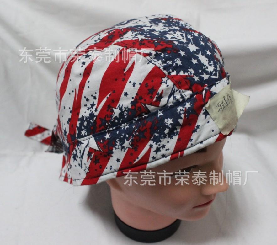 海盗帽/海盗帽子/海盗帽子生产/海盗帽子厂家/500件以上来样定做