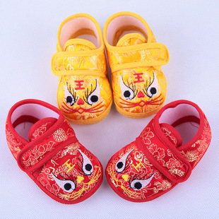 Xiao Ning Bao Baby shoes, baby shoes tiger shoes tiger shoes slip toddler shoes piece shoes