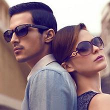太阳眼镜 双色渐变超质感女款品牌眼镜