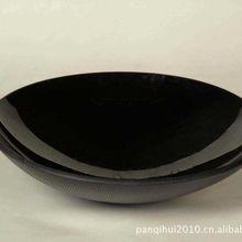 供应优质微晶玻璃板 凹锅 微晶陶瓷玻璃板 光波炉板 电陶炉
