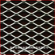 专业生产钢板网厂家批发压平钢板网 重型钢板网 金属扩张网可批发