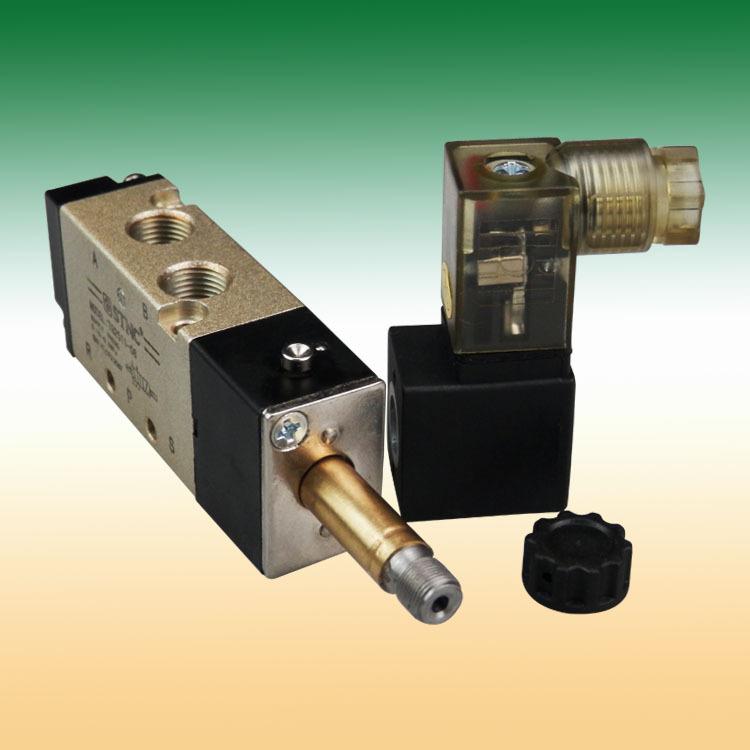 正品天工气动元件批发tg2511-06电磁阀 微型气动电磁阀线圈图片