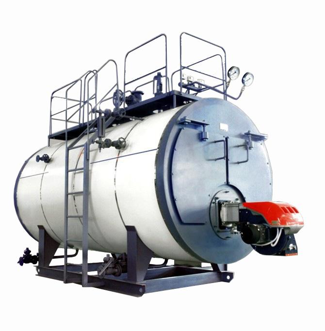 厂家供应产气量3吨 10公斤压力的卧式燃油蒸汽锅炉
