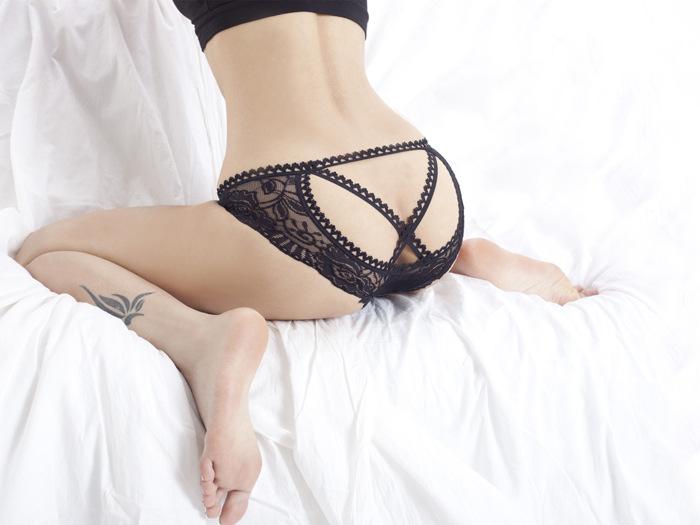 情趣内衣 诱惑性感三角裤 透视内裤 女士性感内裤 特价批发9621