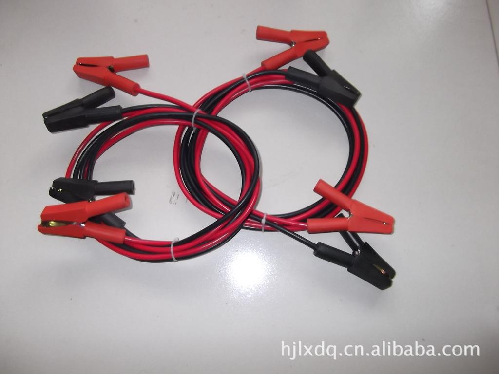 供应30a汽车电瓶线 交通工具专用电池连接线 厂家批发