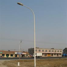 厂家直销LED路灯杆 高杆灯单臂A字路灯杆 小区道路照明led路灯