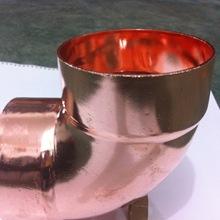 大量现货供应规格齐全耐用紫铜弯头 做工精细高品质紫铜弯头
