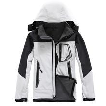厂家批发定做2014新款户外运动服 男士软壳衣冲锋衣 夹克衫
