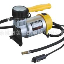 厂家直销汽车车载迷你打气泵 轮胎充气泵 车用便携打气机打