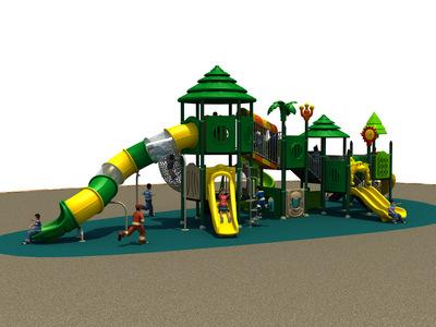 小博士组合滑梯游乐设施幼儿室外塑料滑梯小区儿童乐园设备