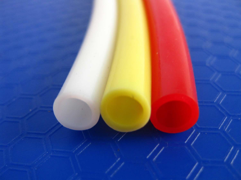 厂家供应内径1--1000耐高温高压编织硅胶管