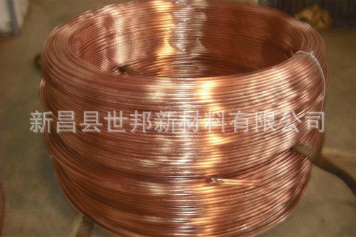 铜包钢圆线16mm 铜包钢接地圆线 铜包钢接地线 镀铜圆线生