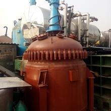 二手反应釜,电加热反应釜,不锈钢反应釜,搪瓷反应釜