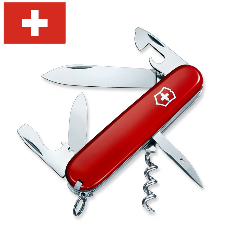 Victorinox维氏瑞士军刀标准型1.3603原装正品时尚商务礼品折叠刀