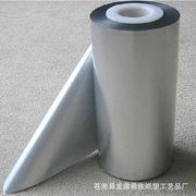 厂家创意pet镀铝膜 哑光镜子反射膜 高档卷膜 opp缠绕膜定制logo
