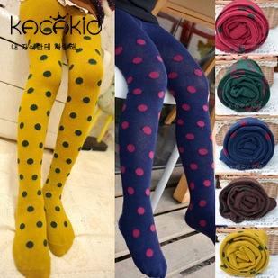 Wave of joker of female darling of wholesale Kacakid child socks nods pantistocking of fashionable d
