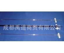 聚四氟乙烯兰白线酸滴管 50ML 棕色四氟酸滴管 四氟滴定管