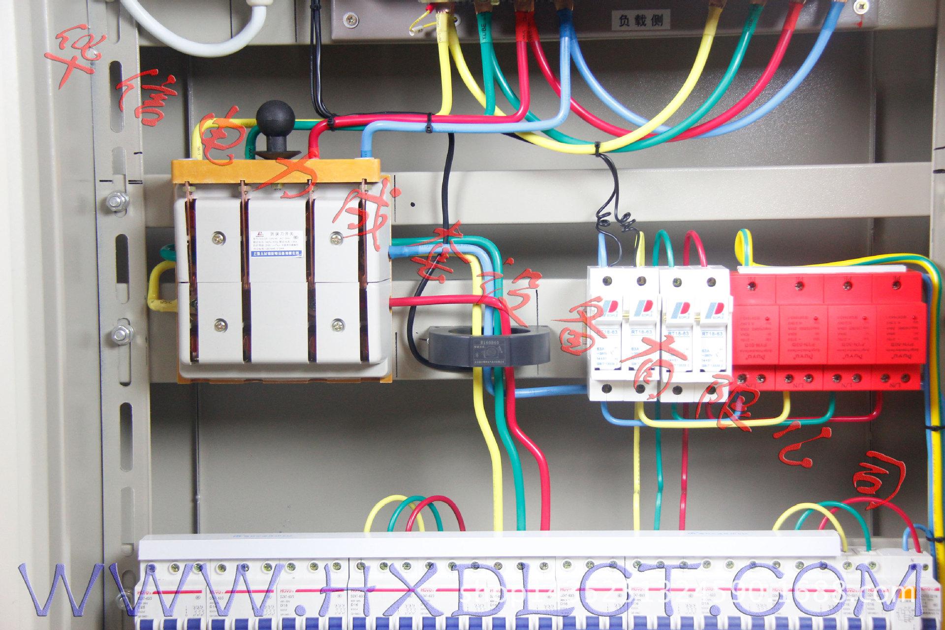 厂家直销 地下室人防电源配电柜