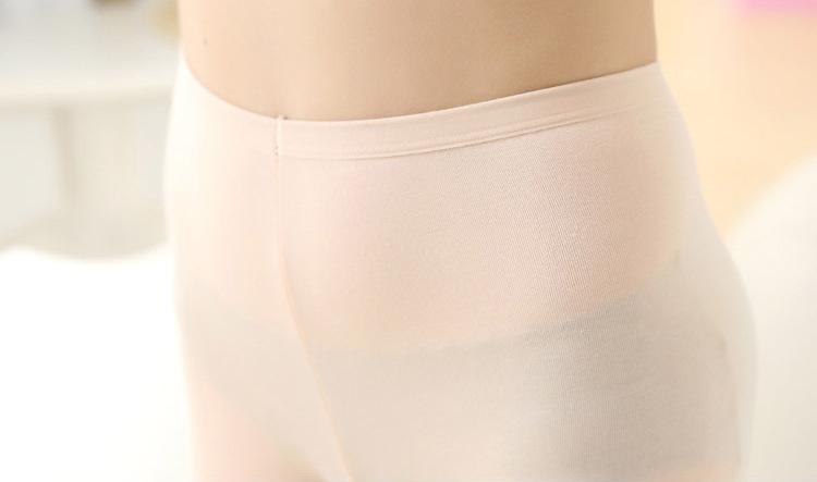 莫代尔脚口蕾丝花边五分女夏季防走光大码显瘦安全裤