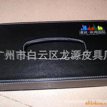 供应纸巾盒批发 酒店PU纸巾盒 皮质纸巾盒 车用纸巾盒 创意