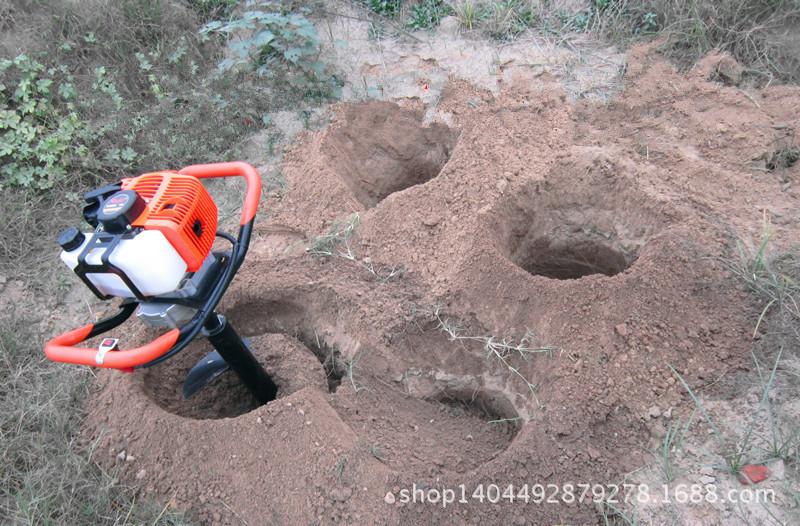 灵活热销打洞机 优质智能***新款打洞机 挖穴挖坑一体刨穴