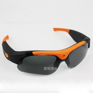 Outdoor sports cycling sports glasses ski Moped HD 1080P camera video camera recorders