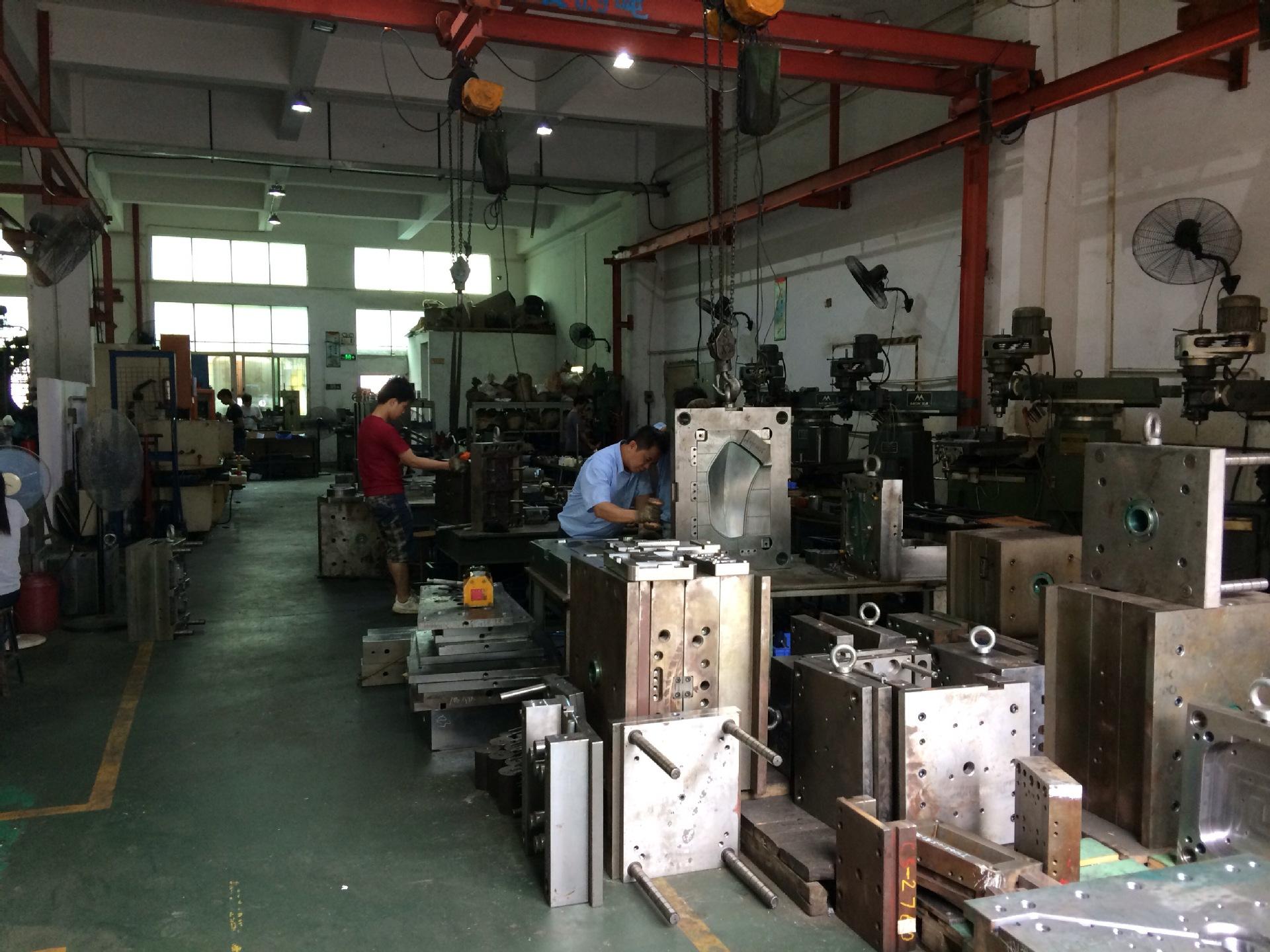pc塑料制品 电子注塑件 注塑工厂 模具设计开发 PLC外壳模具