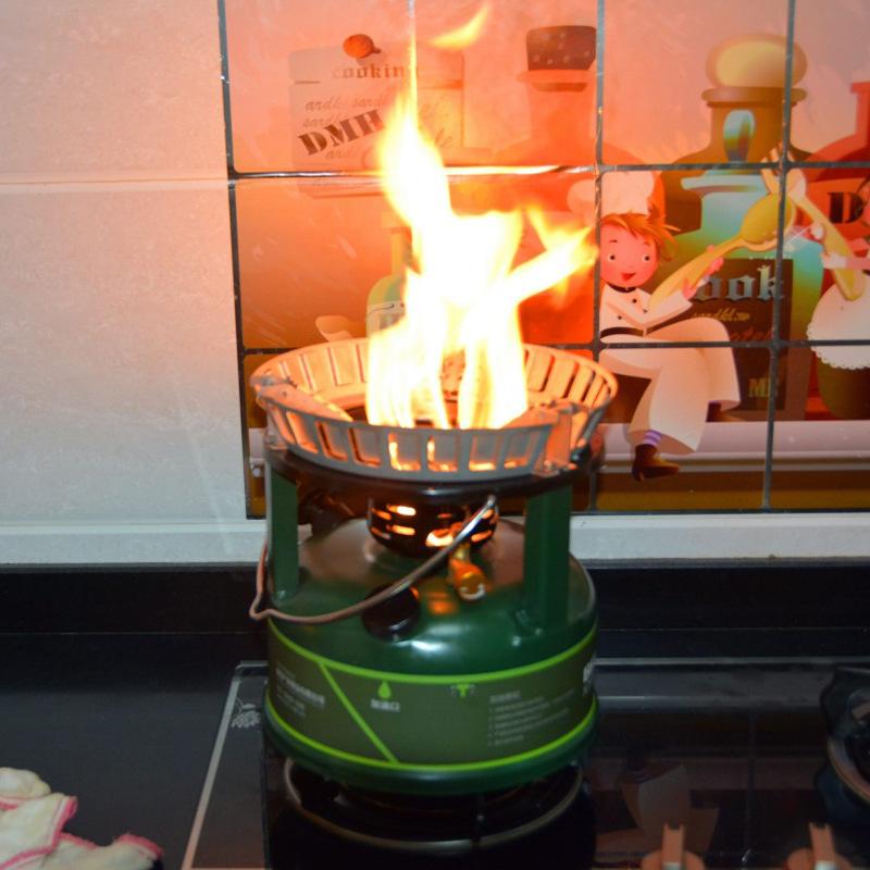 兄弟BRS-7汽油炉头户外野餐炉具 野营防风油炉灶野炊烧烤炉热卖