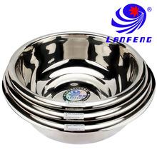 厨房优质不锈钢面盆 斗盆无磁 1.2厘加厚 ?#26007;?#21697;牌 厂家批发