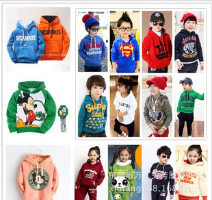 2016 children's clothing original single stall supply two yuan clothing children sweater Dongguk door clearance proc