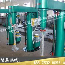 实验室高速分散机 厂家供应优质机械升降涂料用分散机