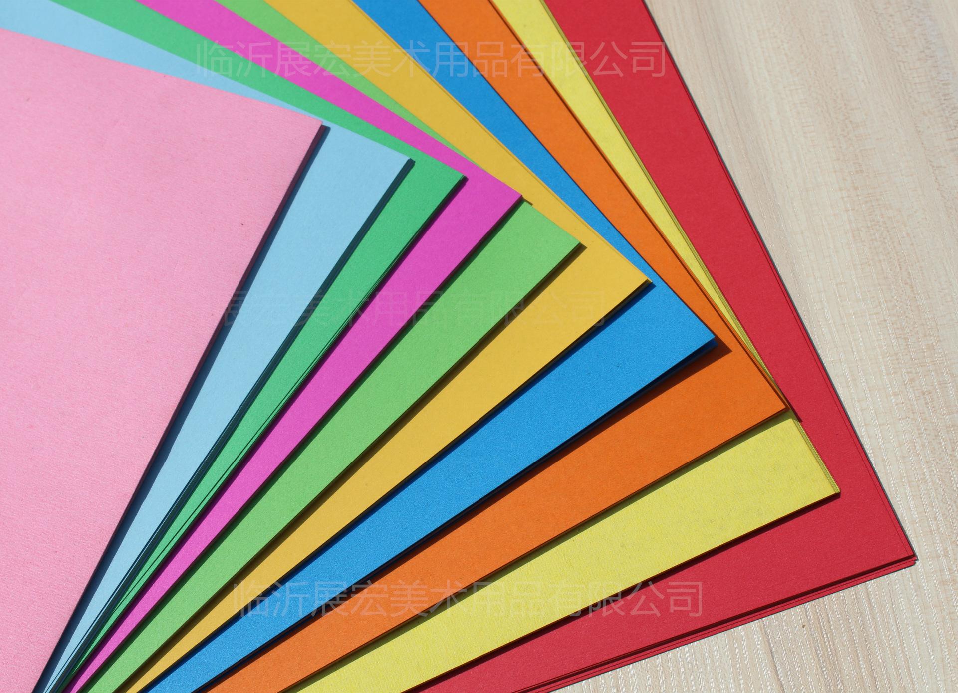 鼎世文豪 4K彩色卡纸手工彩色卡纸手工剪纸彩卡纸硬卡纸