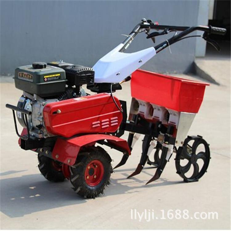 农用小型机械工具,小型柴油微耕机,多功能旋耕播种机