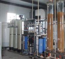 湖南长沙泽灵水处理EDI加混床表面处理反渗透超纯水设备|水处理