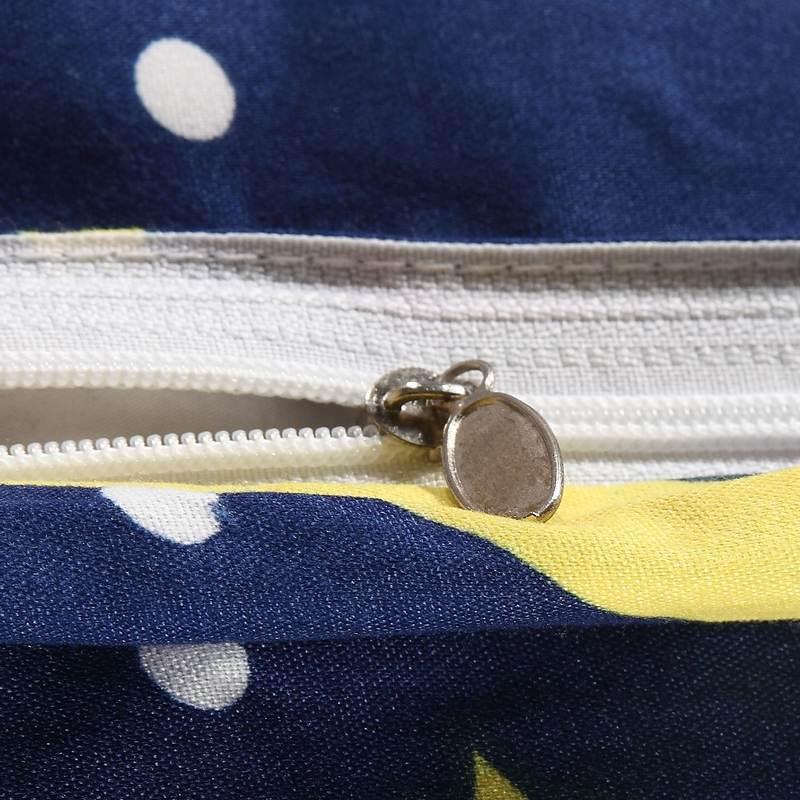 冰蕊 聚酯纖維蘆薈棉四件套,活性印染 親膚健康