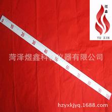 教学仪器厂家直销 演示木直尺1000mm 演示直尺 1米 物理实