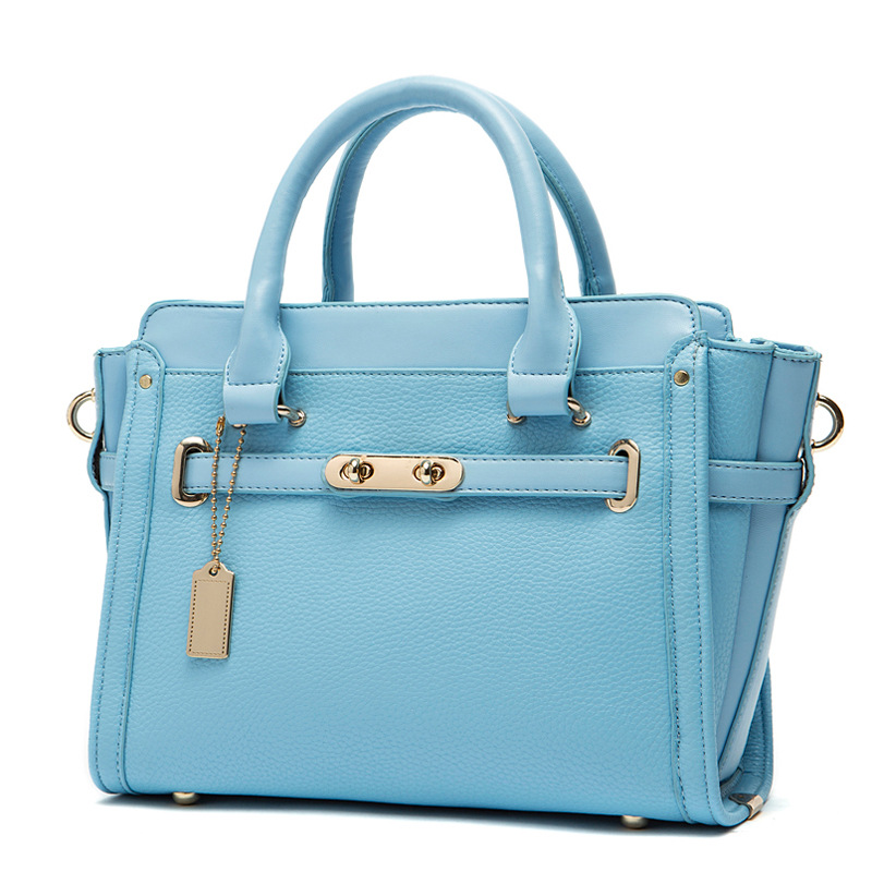 High quality female bag manufacturers selling in Europe and the tide bag spinning handbag's main photo