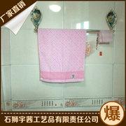 热销供应 优质不锈钢毛巾架 单杆毛巾杆  浴室毛巾架  挂件