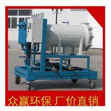 广东循环过滤聚结分离式LUC-J100滤油机
