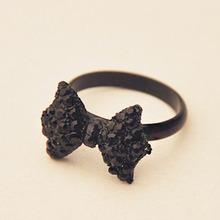 俏皮可愛水鉆蝴蝶 戒指 指環