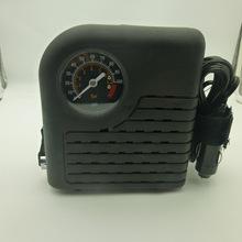 厂家直销 迷你车用充气泵 DC12V 轮胎打气泵
