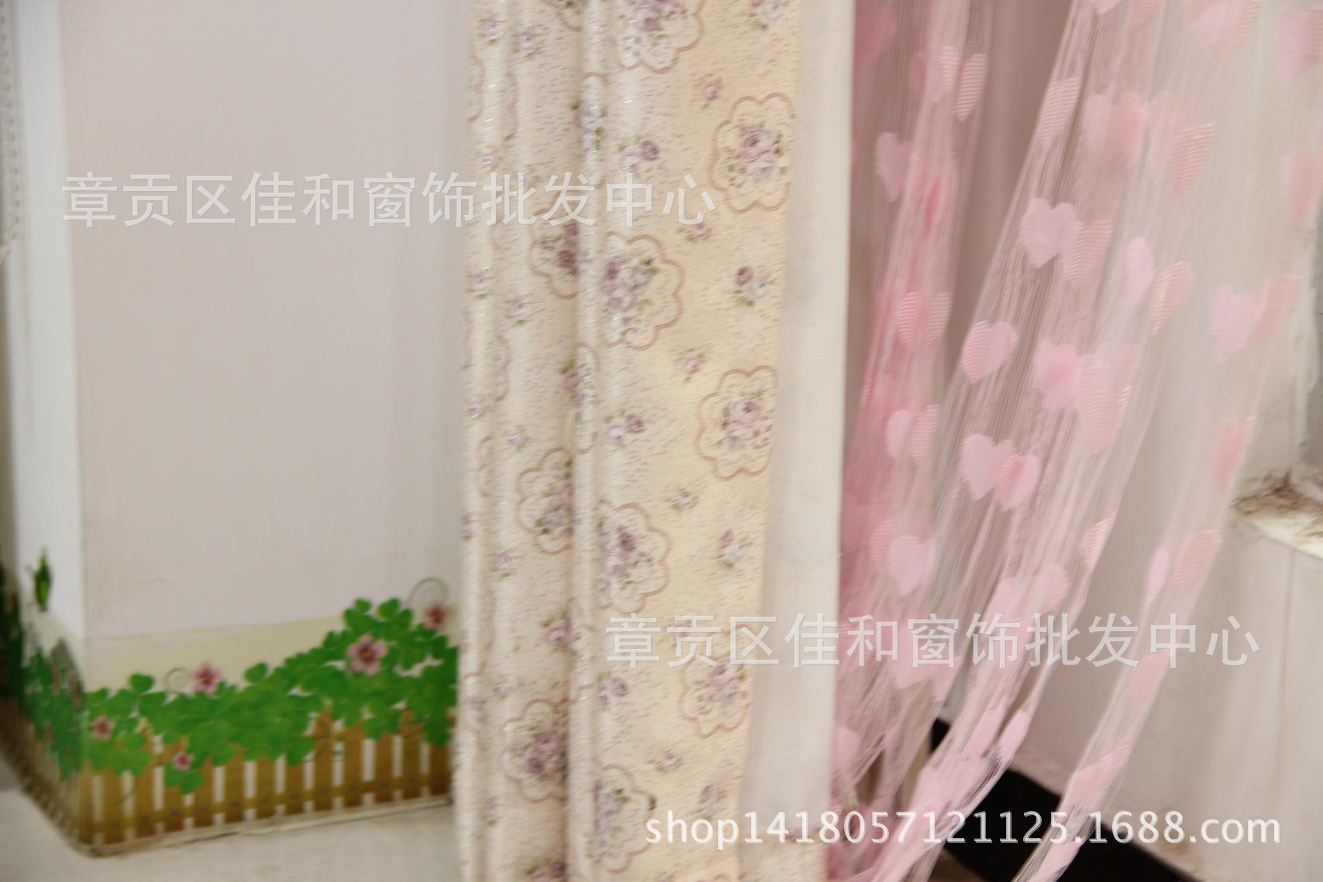 欧式橱窗_厂家直销 高品质窗帘客厅书房橱窗装饰